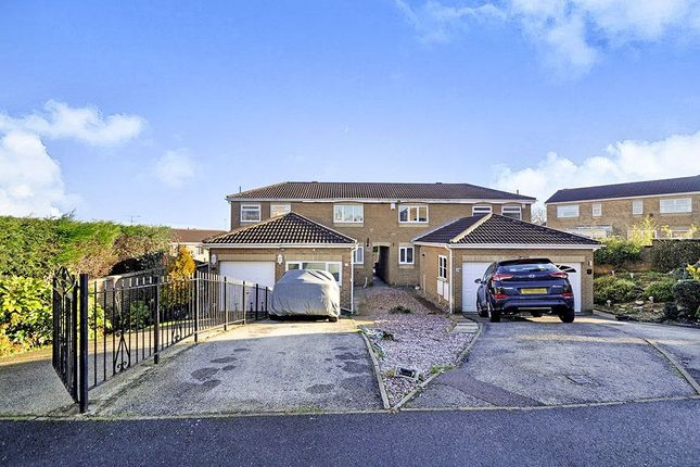 Thumbnail Property for sale in Beechfern Close, High Green, Sheffield