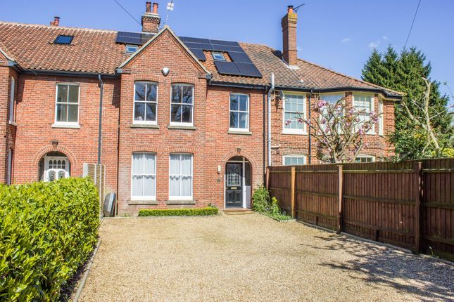 Thumbnail Terraced house for sale in Mile End Road, Norwich