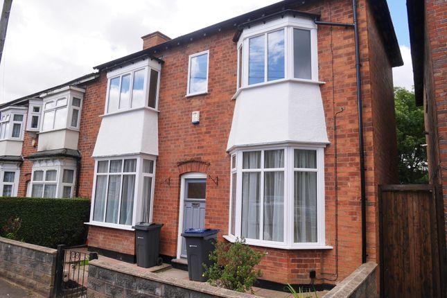Thumbnail Terraced house to rent in Wood End Lane, Erdington, Birmingham