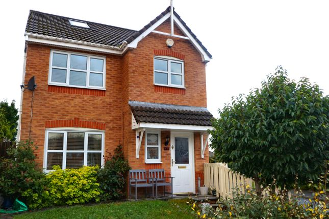 Thumbnail Detached house for sale in Dan Y Parc View, Bradley Garden, Merthyr Tydfil