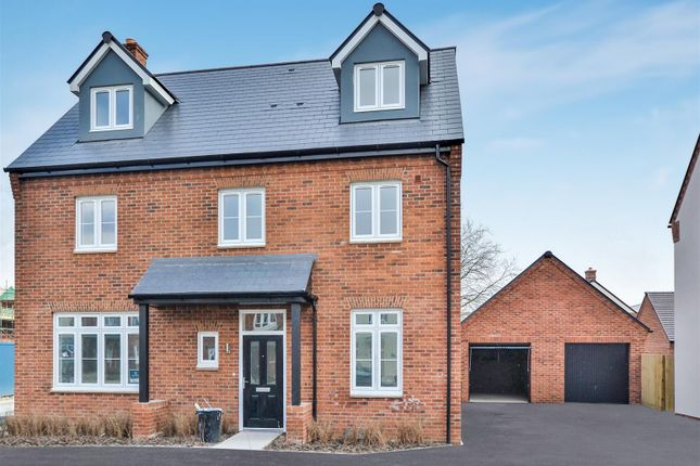 Thumbnail Detached house for sale in Plot 202, The Hunsden, Heyford Park