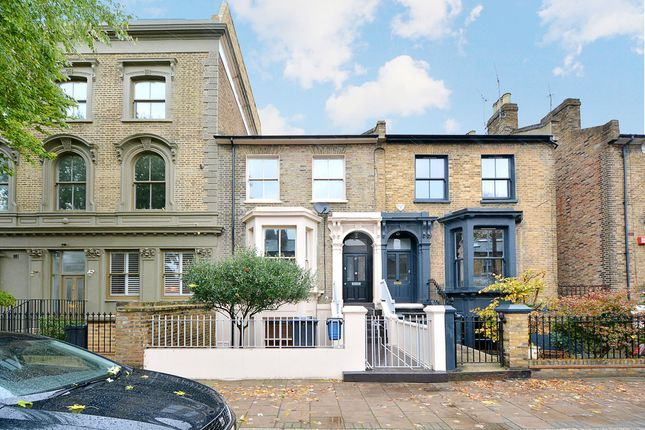 Thumbnail Terraced house for sale in The Cedars, Banbury Road, London