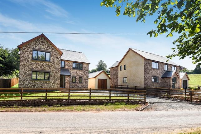 Thumbnail Detached house for sale in Callowstone, Tresseck Mill Road, Hoarwithy HR26Qj