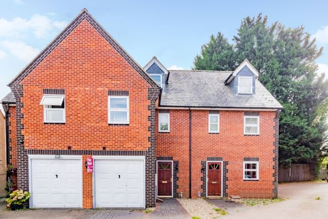Thumbnail Town house to rent in Berrymoor Road, Banbury
