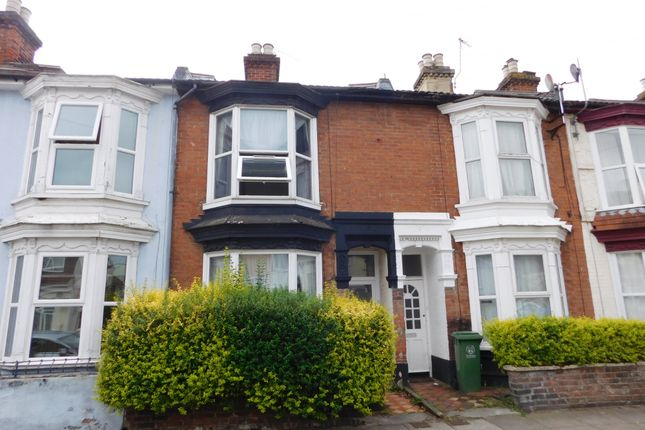Thumbnail Terraced house to rent in Manor Road, Portsmouth