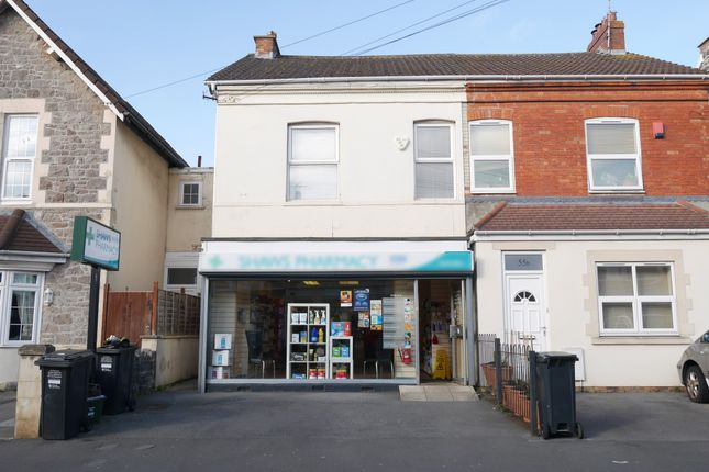 Thumbnail Flat to rent in Moorland Road, Weston-Super-Mare, North Somerset