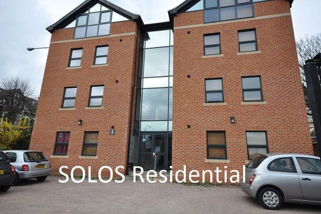 Thumbnail Flat to rent in Pelham Road, Sherwood Rise, Nottingham