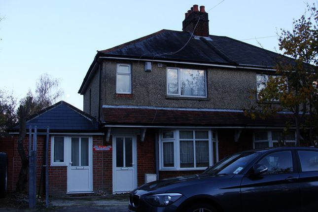 Thumbnail Terraced house to rent in Glen Eyre Close, Southampton