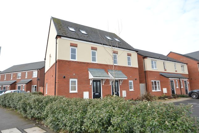Thumbnail Semi-detached house to rent in Farmers Gate, Newport