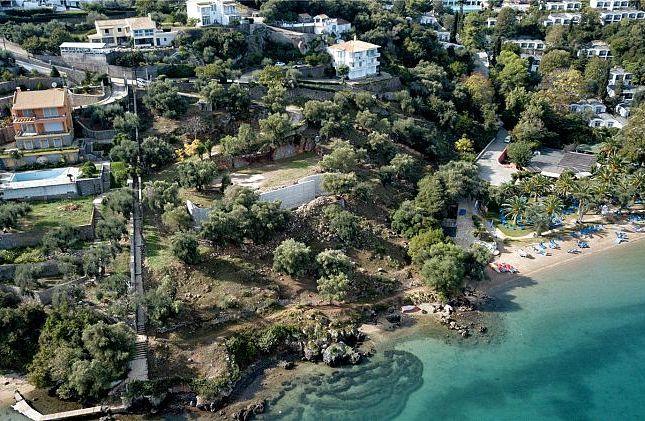 Thumbnail Land for sale in Dafnila Bay Land, Kontokali, Ionian Islands, Greece
