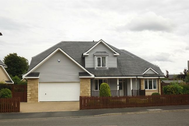 Thumbnail Detached house for sale in Coopersknowe Crescent, Galashiels, Scottish Borders