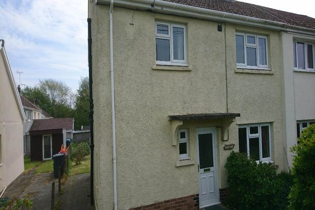 3 bed semi-detached house to rent in 11 Bro Granell, Llanwnen, Lampeter SA48