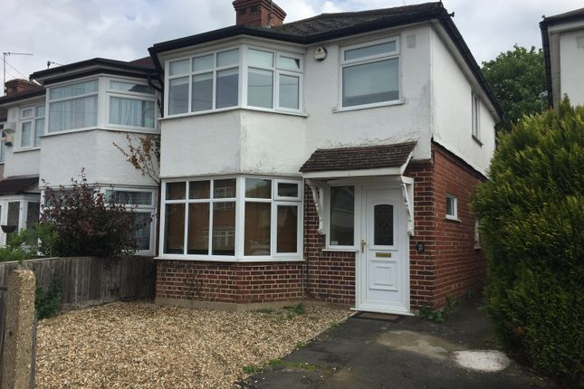 3 bed semi-detached house to rent in Drayton Garden, West Drayton