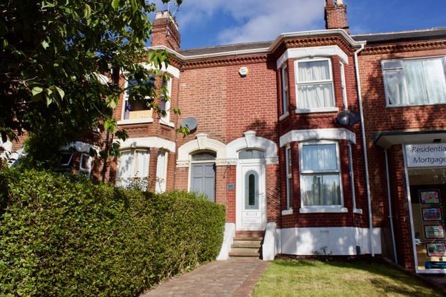 Thumbnail 3 bed terraced house to rent in Unthank Road, Norwich