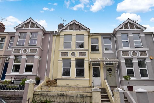 Thumbnail Terraced house for sale in Peverell Park Road, Plymouth, Devon