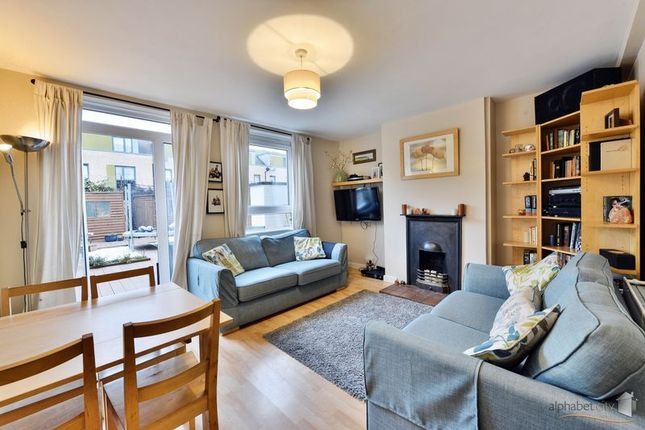 Thumbnail Maisonette to rent in Lodore Street, London
