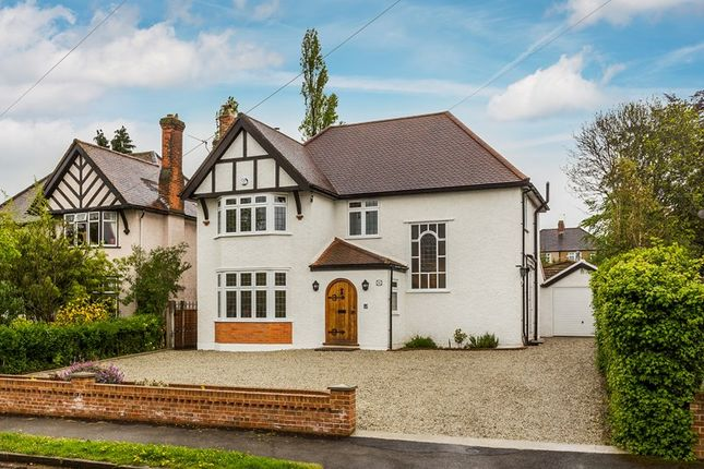 Thumbnail Detached house for sale in The Newlands, Wallington