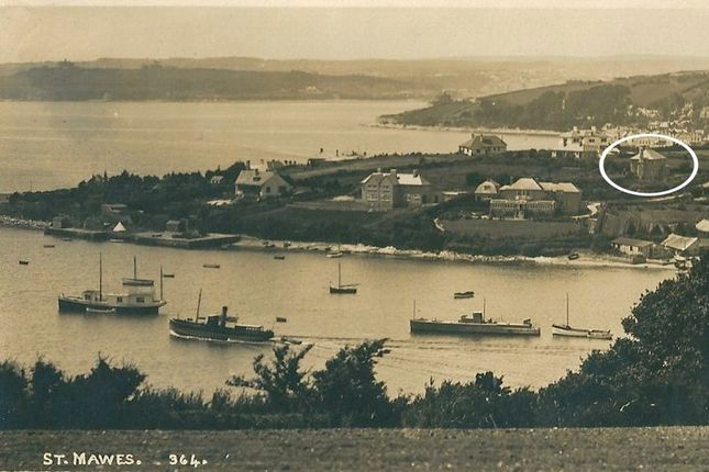 The Early Years of Tredenham Road, St. Mawes, Truro TR2