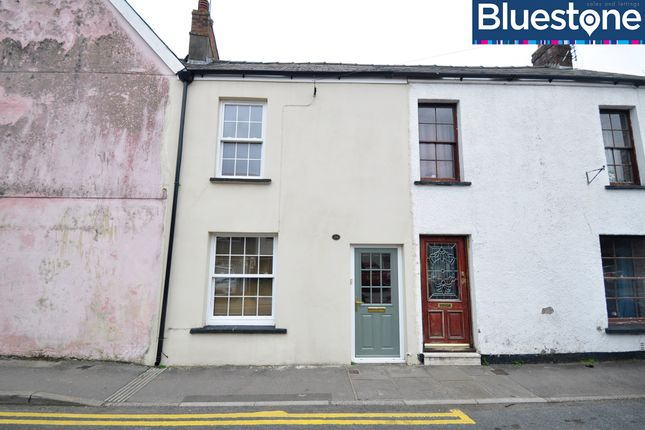 Thumbnail Terraced house for sale in Backhall Street, Caerleon, Newport