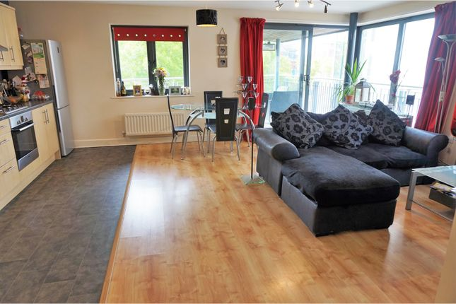 Thumbnail Flat for sale in Basin Road, Diglis, Worcester