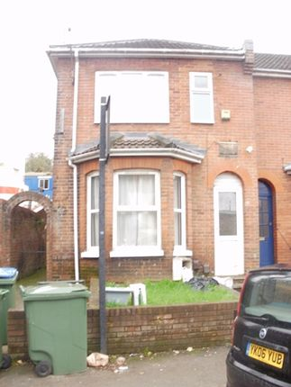 Thumbnail Semi-detached house to rent in Earls Road, Portswood, Southampton