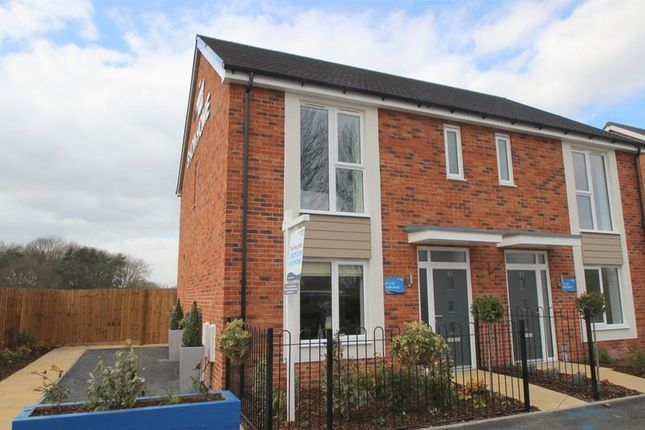 Thumbnail Semi-detached house for sale in The Serena Campden Road, Meon Vale