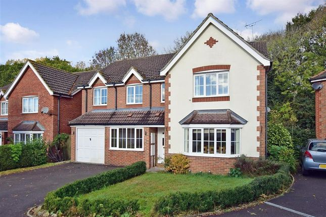 Thumbnail Detached house for sale in Romsey Close, Willesborough, Ashford, Kent