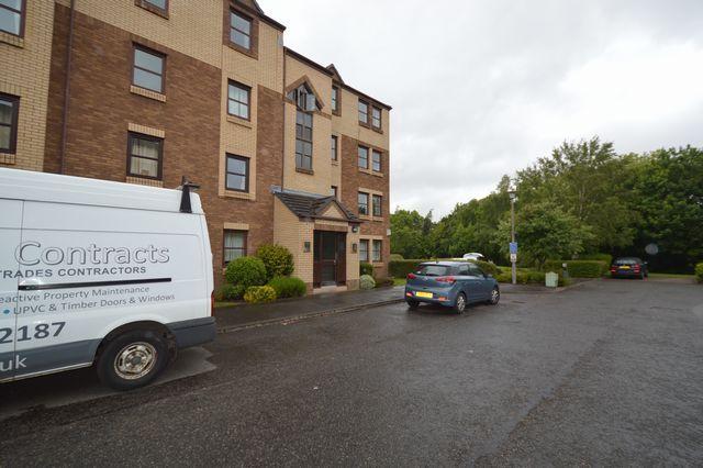 Thumbnail Flat to rent in Craighouse Gardens, Edinburgh, Midlothian