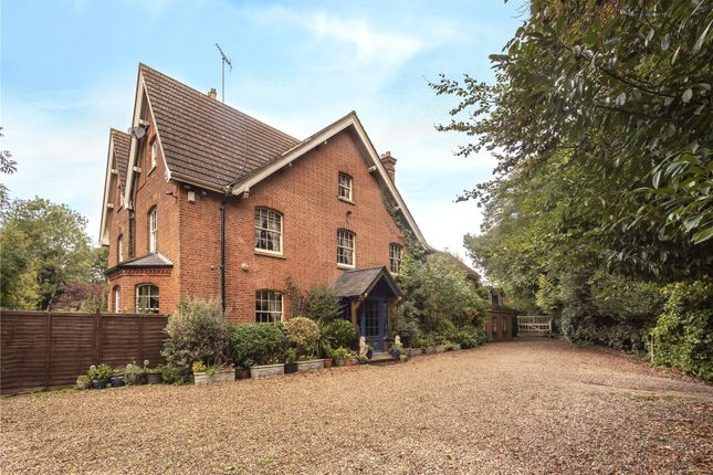 Thumbnail Detached house for sale in Mill Green, Hatfield, Hertfordshire