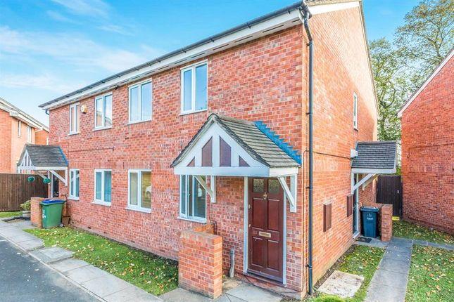Thumbnail Maisonette to rent in Ashtree Road, Tividale, Oldbury