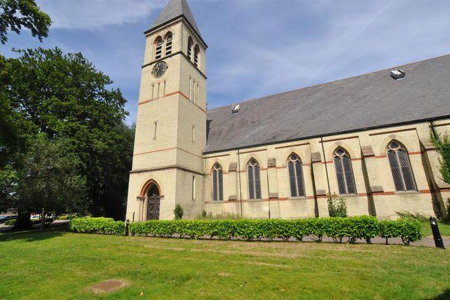 Thumbnail Land for sale in St. Luke's Church, Fairfield Hall, Stotfold