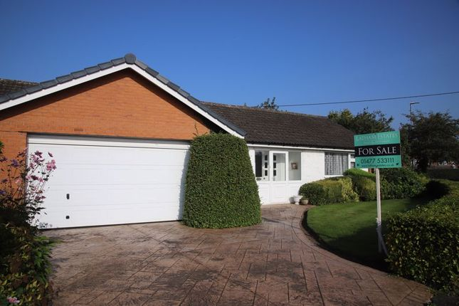 3 bed bungalow for sale in Brereton Court, Brereton Heath, Congleton CW12