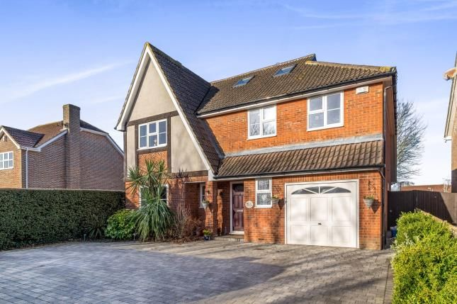 Thumbnail Detached house for sale in Hempstead Road, Hempstead, Gillingham, Kent