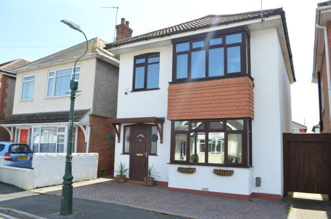 Thumbnail Detached house for sale in Delhi Road, Winton, Bournemouth