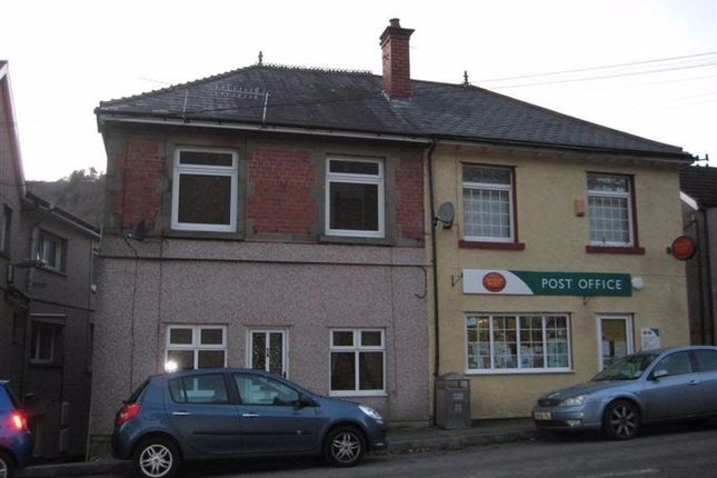 Thumbnail Flat to rent in High Street, Abercarn, Newport