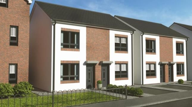 Thumbnail Mews house for sale in Sterling Park, Liverpool