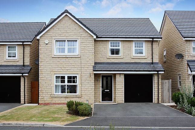 Thumbnail Detached house for sale in Kingfisher Crescent, Clitheroe