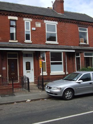 Thumbnail Terraced house to rent in High Bank, Gorton