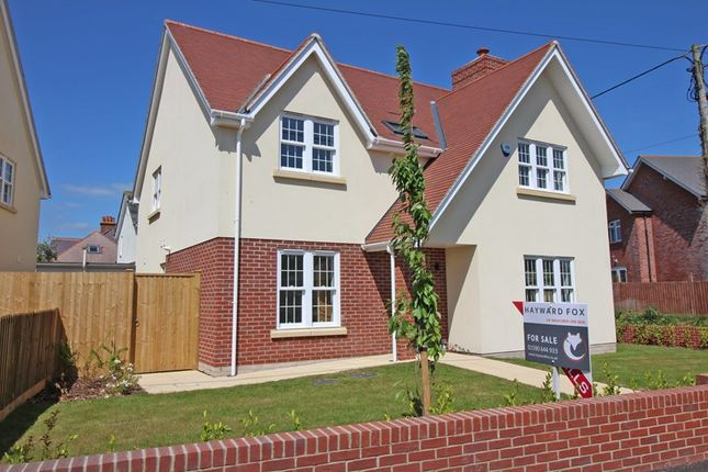 Thumbnail Detached house for sale in Keyhaven Road, Milford On Sea, Lymington