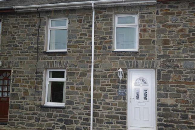 Thumbnail Cottage for sale in Royal Oak, Llanrhystud, Aberystwyth