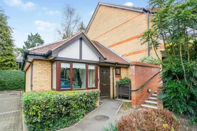 Thumbnail Bungalow for sale in Harrison Close, Hitchin, Herts, England