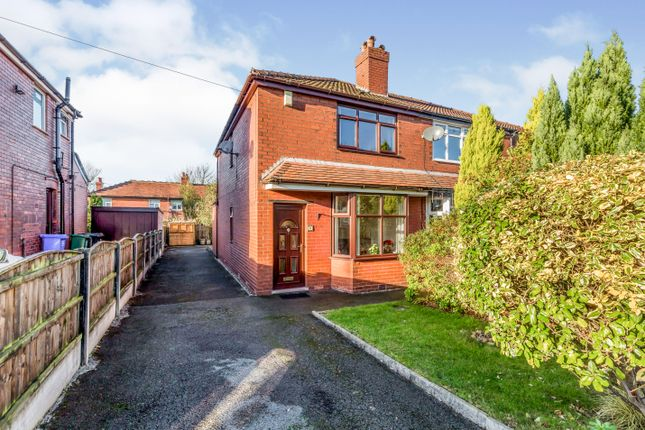 2 bed semi-detached house for sale in Marlborough Road, Hyde SK14