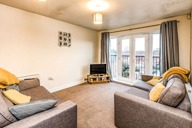2 bed flat for sale in Haverhill Grove, Wombwell, Barnsley S73