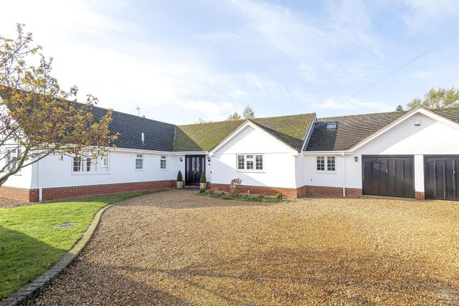 Thumbnail Bungalow for sale in High Street, Needingworth, St. Ives, Cambridgeshire