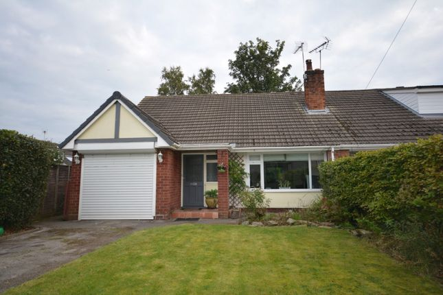 Thumbnail Bungalow to rent in St. Oswalds Crescent, Brereton, Sandbach