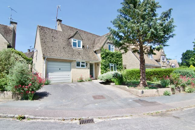 Thumbnail Detached house to rent in Court Close, Shipton-Under-Wychwood, Chipping Norton