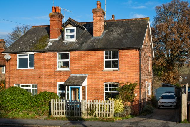 Thumbnail End terrace house for sale in Hartfield Road, Forest Row