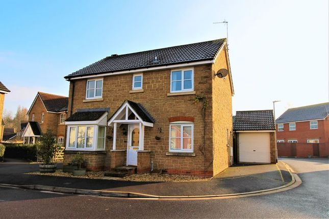 Thumbnail Detached house to rent in Adams Meadow, Ilminster