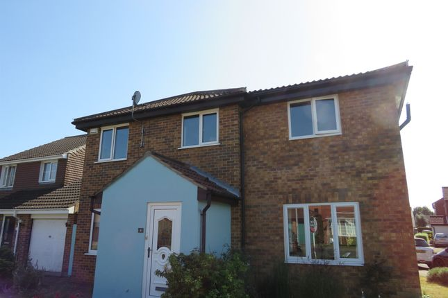 Thumbnail Detached house for sale in Priors Drive, Old Catton, Norwich