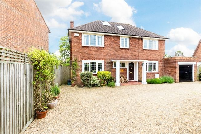 Thumbnail Detached house for sale in Oak Stubbs Lane, Dorney Reach, Maidenhead, Buckinghamshire
